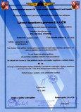 Licence inspektora provozu paraglidingu